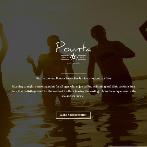 Pounta Beach Bar